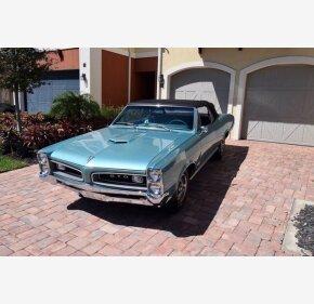 1966 Pontiac GTO for sale 101444428