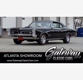 1966 Pontiac GTO for sale 101456860