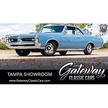 1966 Pontiac GTO for sale 101457070