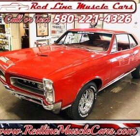 1966 Pontiac GTO for sale 101461949
