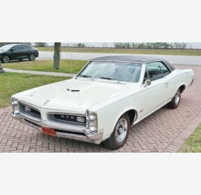 1966 Pontiac GTO for sale 101492908