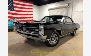 1966 Pontiac GTO for sale 101517473