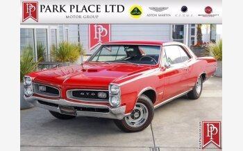 1966 Pontiac GTO for sale 101548020
