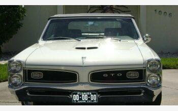1966 Pontiac GTO for sale 101612242