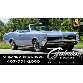 1966 Pontiac Le Mans for sale 100994222