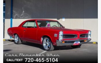 1966 Pontiac Le Mans for sale 101063869