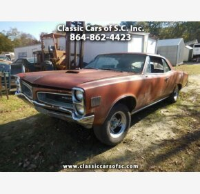 1966 Pontiac Le Mans for sale 101248437