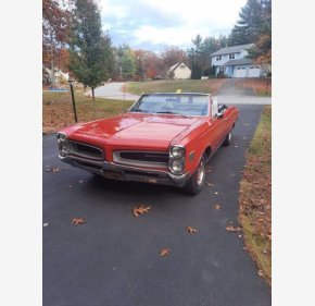 1966 Pontiac Le Mans for sale 101401080