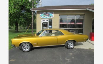 1966 Pontiac Le Mans for sale 101147719