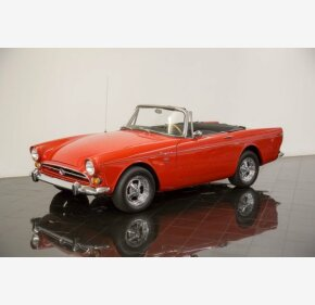 1966 Sunbeam Tiger for sale 101201107