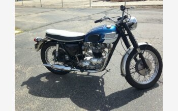 1966 Triumph Trophy 650 for sale 200667838