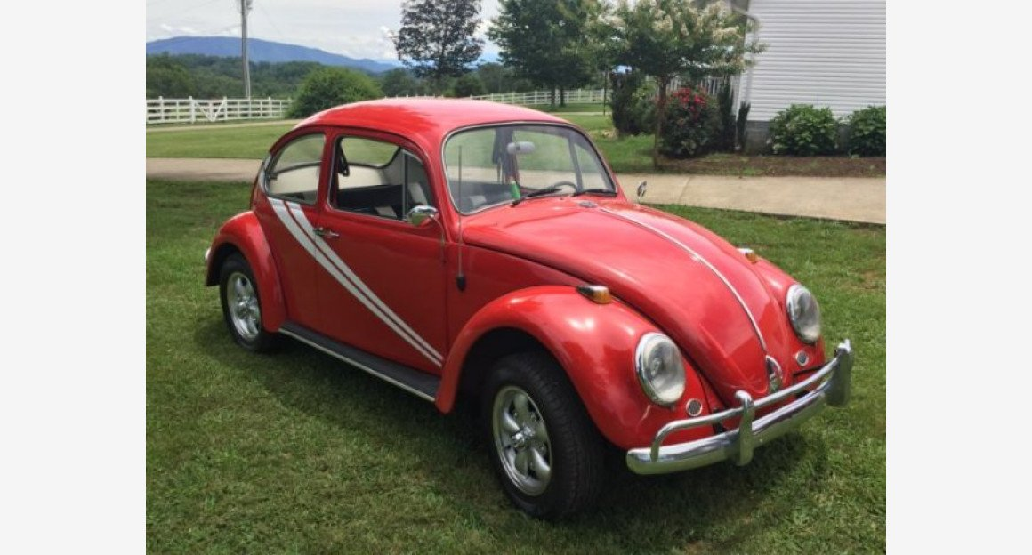 1966 Volkswagen Beetle for sale 100882134