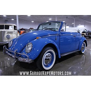 1966 Volkswagen Beetle for sale 101142201