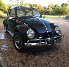 1966 Volkswagen Beetle for sale 101257105