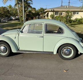 1966 Volkswagen Beetle Coupe for sale 101419310