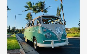 1966 Volkswagen Vans for sale 101376560