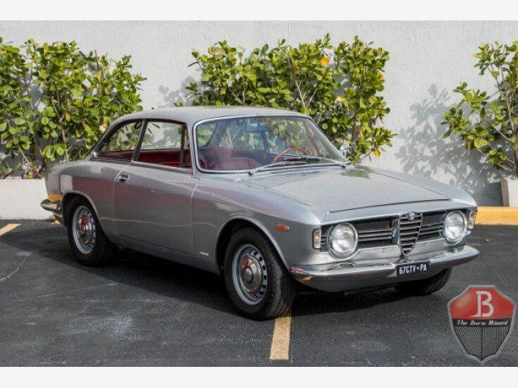 1967 Alfa Romeo Giulia For Sale Near Miami Florida 33166 Classics