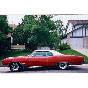 1967 Buick Wildcat for sale 100967589