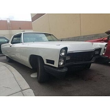 1967 Cadillac Calais for sale 101107729