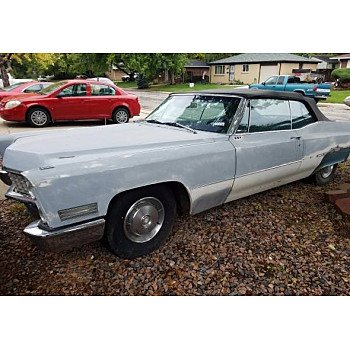 1967 Cadillac De Ville for sale 100934845