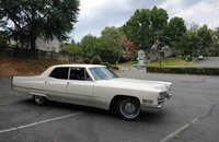 1967 Cadillac De Ville Sedan for sale 101194604