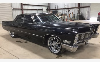 1967 Cadillac De Ville for sale 101243869