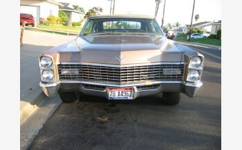 1967 Cadillac De Ville Convertible for sale 101435393