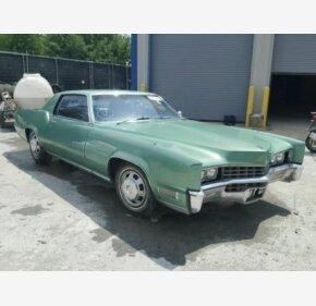 1967 Cadillac Eldorado for sale 101017132