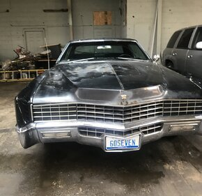 1967 Cadillac Eldorado Coupe for sale 101222471
