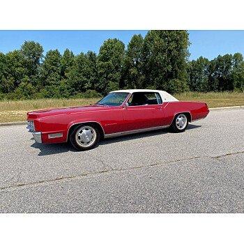 1967 Cadillac Eldorado for sale 101611061