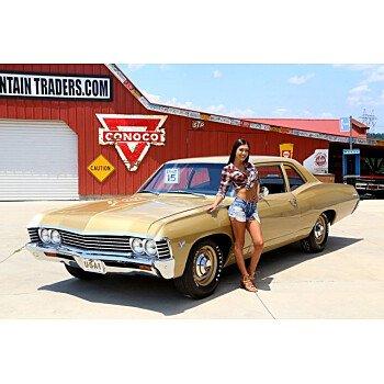 1967 Chevrolet Biscayne for sale 101074555