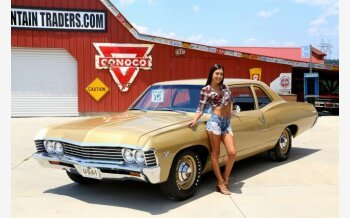 1967 Chevrolet Biscayne for sale 101074555