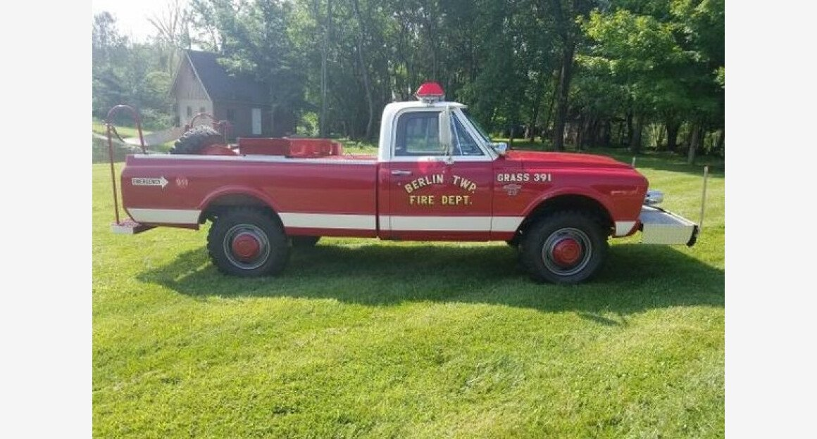 1967 Chevrolet C/K Truck for sale 101011466