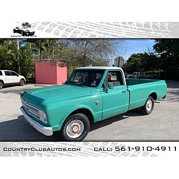 1967 Chevrolet C/K Truck for sale 101088630