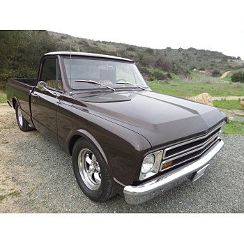 1967 Chevrolet C/K Truck for sale 101088641