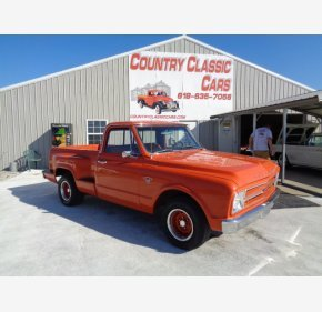 1967 chevy c10 long bed value