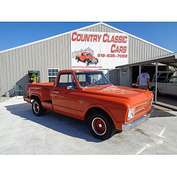 1967 Chevrolet C/K Truck for sale 101026351