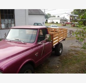 1967 Chevrolet C/K Truck for sale 100864628