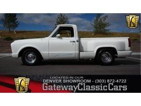 1967 Chevrolet C K Truck Classics For Sale Classics On Autotrader