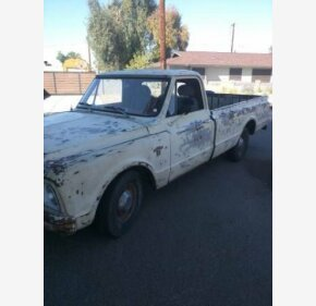 1967 Chevrolet C/K Truck for sale 100966605