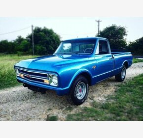 1967 Chevrolet C/K Truck for sale 100992554