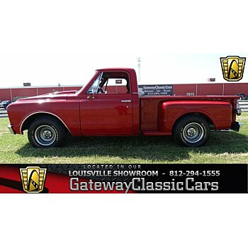 1967 Chevrolet C/K Truck for sale 100997247