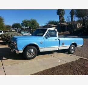 1967 Chevrolet C/K Truck for sale 101069111