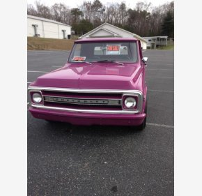 1967 Chevrolet C/K Truck for sale 101073117