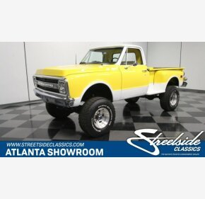 1967 Chevrolet C/K Truck for sale 101098223