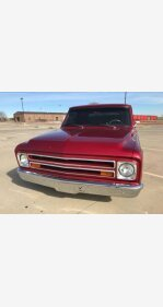1967 Chevrolet C/K Truck for sale 101109987