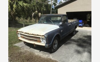 1967 Chevrolet C/K Truck 2WD Regular Cab 2500 for sale 101110109