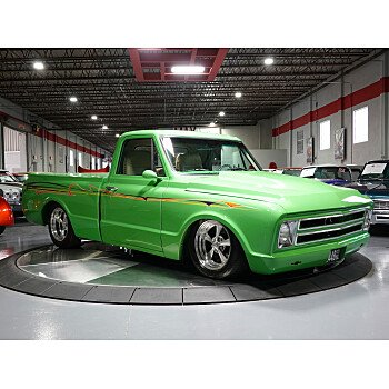 1967 Chevrolet C/K Truck for sale 101117348