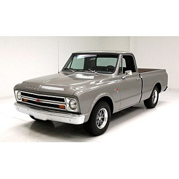 1967 Chevrolet C/K Truck for sale 101152428