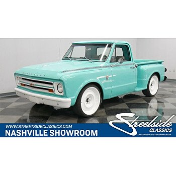1967 Chevrolet C/K Truck for sale 101173733